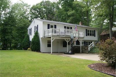 Burrillville Single Family Home For Sale: 54 Alan Av