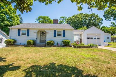 Cumberland Single Family Home For Sale: 603 Mendon Rd