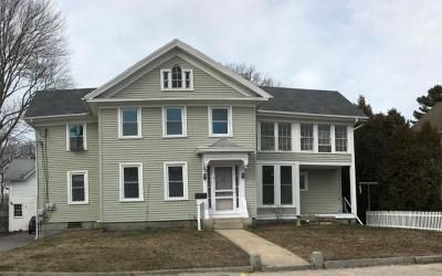 Westerly Single Family Home For Sale: 11 Greenman Av