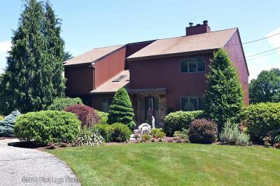 Johnston Single Family Home For Sale: 44 Reservoir Av