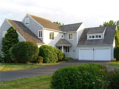 South Kingstown Single Family Home For Sale: 193 Kettle Pond Dr