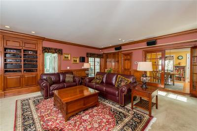 North Smithfield Single Family Home For Sale: 9 Pheasant Run Rd