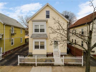 Pawtucket Multi Family Home Act Und Contract: 62 Magill St