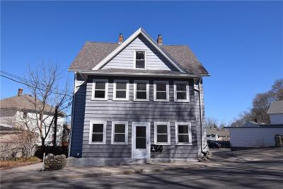 Westerly Multi Family Home For Sale: 55 Pleasant St