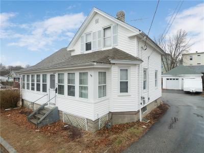 Woonsocket Single Family Home For Sale: 60 Hebert Av