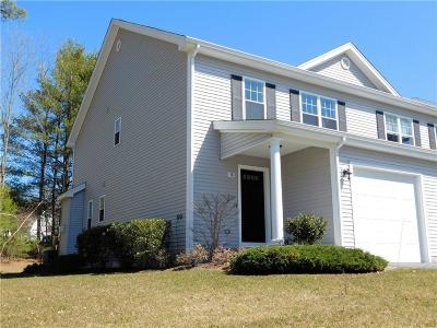 Burrillville Condo/Townhouse For Sale: 38 Mill Pond Rd, Unit#38 #38