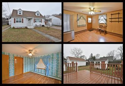 Lincoln Single Family Home Act Und Contract: 31 Oak St