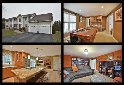 Cranston Single Family Home For Sale: 34 Mystery Farms Dr