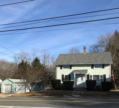 Lincoln Single Family Home For Sale: 350 New River Rd