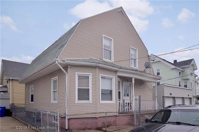 Pawtucket Multi Family Home For Sale: 43 Baldwin St