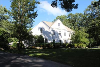 South Kingstown Single Family Home For Sale: 761 - E Curtis Corner Rd