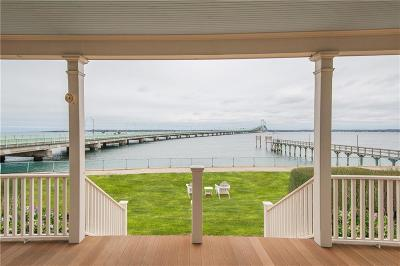 Newport Single Family Home For Sale: 131 - 133 Washington St