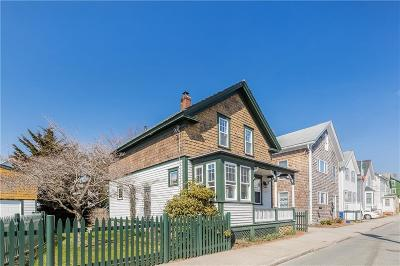 Newport Single Family Home For Sale: 9 Potter St