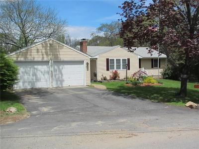 Scituate Single Family Home For Sale: 5 Hilltop Dr