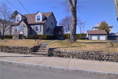 Woonsocket Multi Family Home Act Und Contract: 81 St Simon St