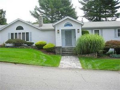North Providence Single Family Home For Sale: 31 Oakcrest Dr