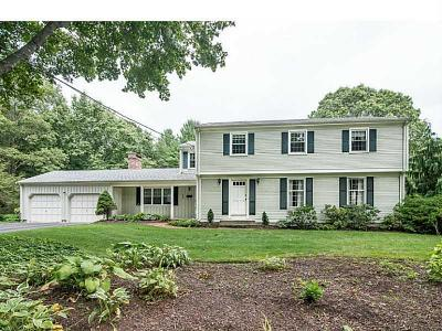 Bristol County Single Family Home For Sale: 23 Heritage Rd