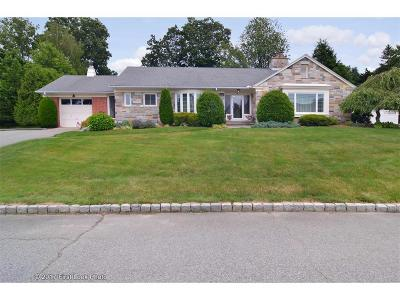 Cranston Single Family Home Act Und Contract: 65 South Hill Dr