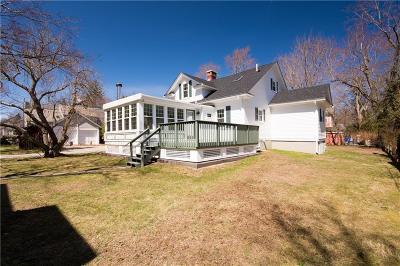 East Providence Single Family Home For Sale: 1 Horton Pl