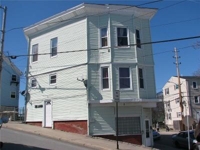 Central Falls Multi Family Home Act Und Contract: 672 Pine St