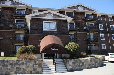 Bristol County, Kent County, Newport County, Providence County, Washington County Condo/Townhouse Act Und Contract: 1190 Charles St, Unit#35 #35