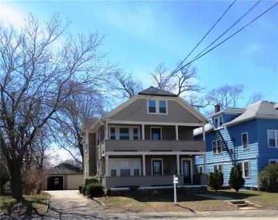 North Smithfield Multi Family Home For Sale: 537 Smithfield Rd