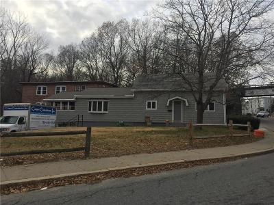 Woonsocket Single Family Home Act Und Contract: 142 Mason St