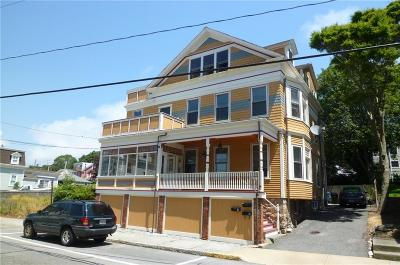Newport Condo/Townhouse For Sale: 402 Spring St, Unit#1 #1