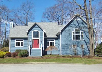 Cranston Single Family Home For Sale: 99 Basil Xing