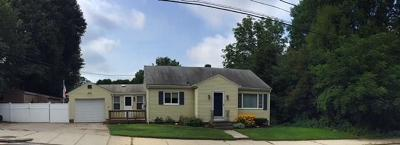 Woonsocket Single Family Home Act Und Contract: 881 Cass Av