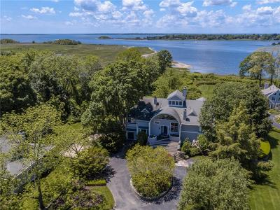 Warren Single Family Home For Sale: 15 Oyster Pt