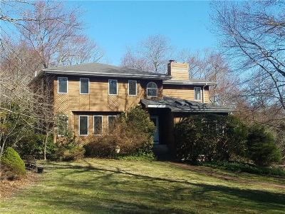 South Kingstown Single Family Home For Sale: 989 - J Mooresfiled Rd