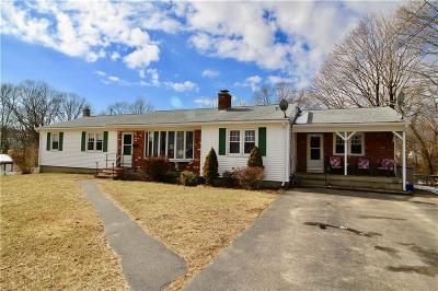 Westerly Single Family Home For Sale: 3 Mohegan Trl