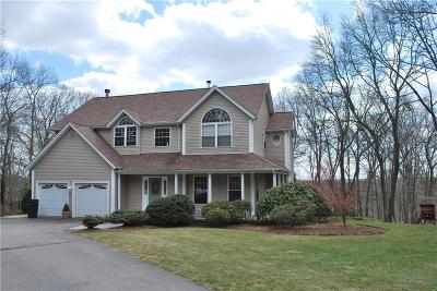 Cumberland Single Family Home For Sale: 13 Old West Wrentham Rd
