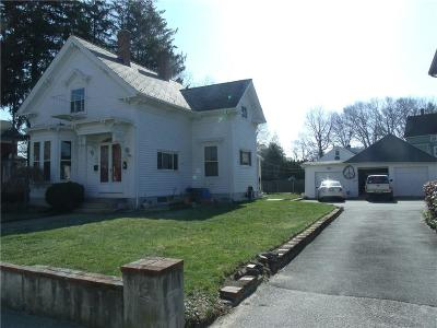Woonsocket Multi Family Home For Sale: 78 Coe St