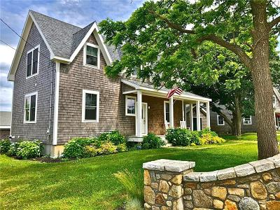 Block Island Single Family Home For Sale: 1800 High St