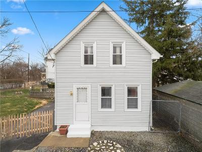 Providence Single Family Home For Sale: 128 Eliza St