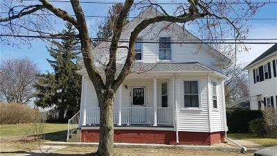 Cranston Multi Family Home For Sale: 35 Southern St