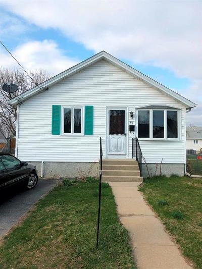 East Providence Single Family Home Act Und Contract: 60 City View Av