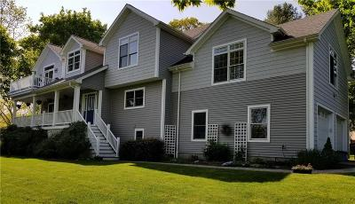 Westerly Single Family Home For Sale: 14 Meadow Ridge Rd