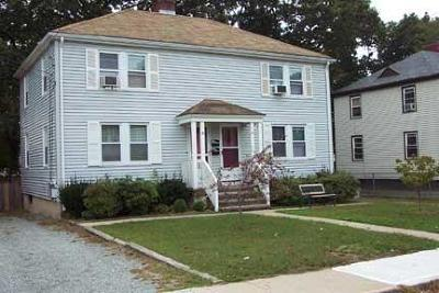 North Kingstown Multi Family Home Act Und Contract: 38 - 40 Hornet Rd