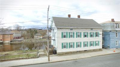 Woonsocket Multi Family Home For Sale: 160 - 170 River St