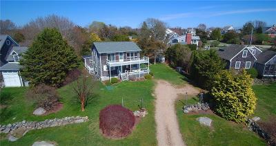 Westerly Single Family Home For Sale: 45 Fenway Rd