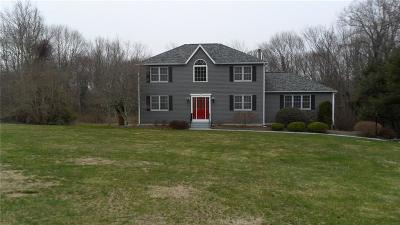 Smithfield Single Family Home For Sale: 14 Connors Farm Dr