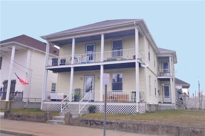 Pawtucket Multi Family Home For Sale: 497 Benefit St