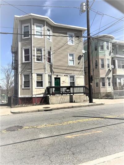 Providence Multi Family Home For Sale: 623 Douglas Av