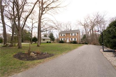 South Kingstown Single Family Home Act Und Contract: 60 Westwind Rd