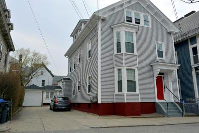 Providence Multi Family Home For Sale: 89 - 91 Tobey St