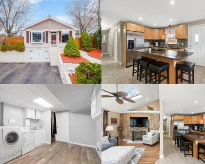 Woonsocket Single Family Home For Sale: 144 St. Hughes St