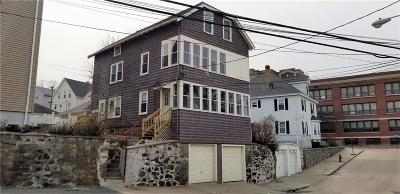 Woonsocket Multi Family Home Act Und Contract: 160 Morton Av